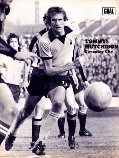 Tommy Hutchinson, Coventry City 1972
