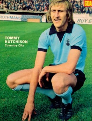 Tommy Hutchinson, Coventry City 1973