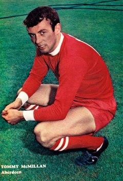 Tommy McMillan, Aberdeen 1968