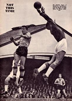 Tony Waiters, Blackpool 1960-2