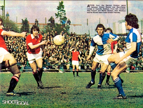 Warboys & Fearnley, Bristol Rovers 1975