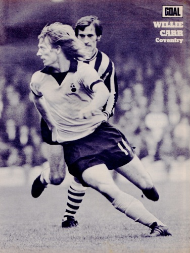 Willie Carr, Coventry City 1972