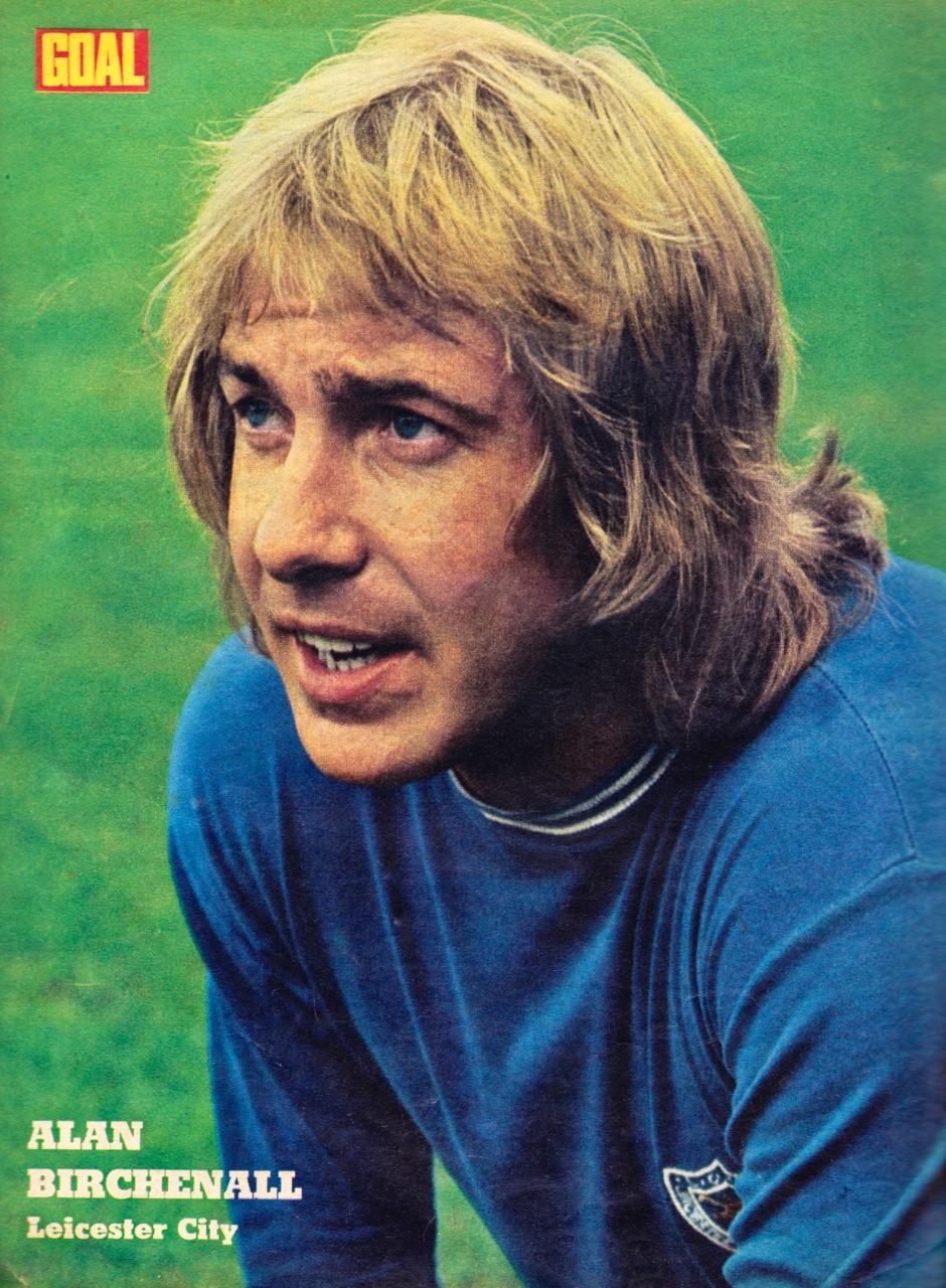 Alan Birchenall, Leicester City 1971