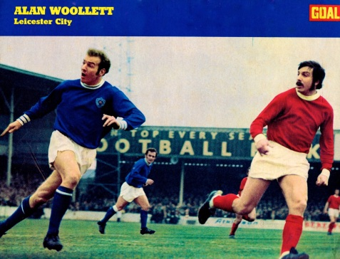Alan Woolett, Leicester City 1971