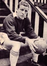 Bert Slater, Liverpool 1961