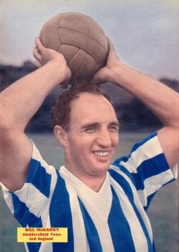 Bill McGarry, Huddersfield Town 1961