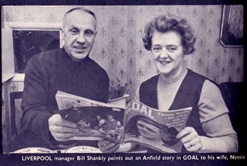 Bill Shankly, Liverpool 1971