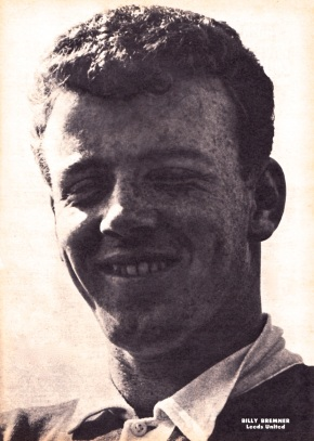 Billy Bremner, Leeds United 1964