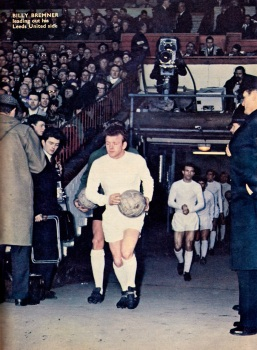 Billy Bremner, Leeds United 1968