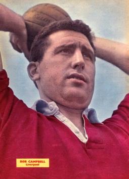 Bob Campbell, Liverpool 1960