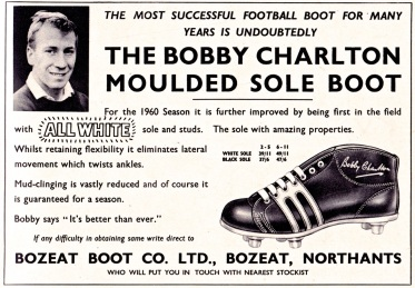 Bobby Charlton 1960-2
