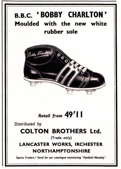 Bobby Charlton 1960