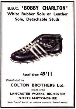 Bobby Charlton 1961