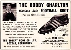 Bobby Charlton 1963