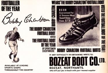 Bobby Charlton 1966-2