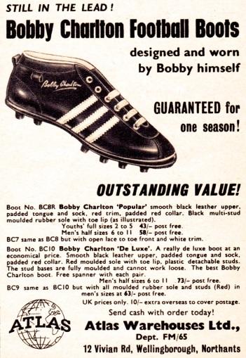 Bobby Charlton 1966