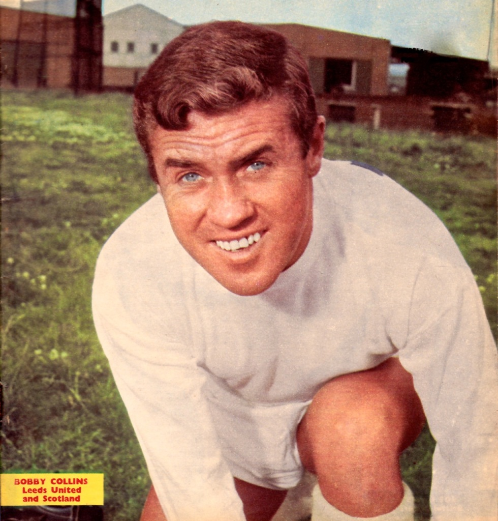Bobby Collins, Leeds United 1964