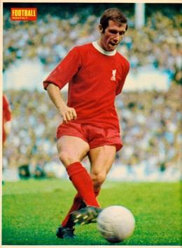 Bobby Graham, Liverpool 1969