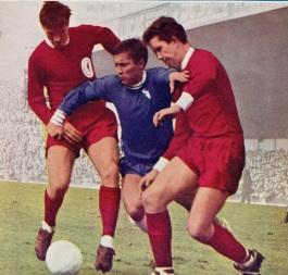 Chelsea v Liverpool, 1963