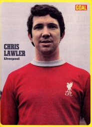 Chris Lawler, Liverpool 1971