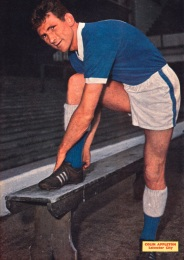 Colin Appleton, Leicester City 1963