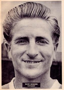 Dave Hickson, Liverpool 1960