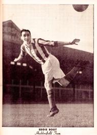 Eddie Boot, Huddersfield Town 1951
