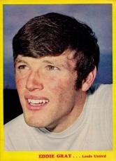 Eddie Gray, Leeds United 1967