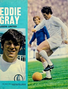 Eddie Gray, Leeds United 1971