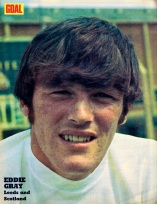Eddie Gray, Leeds United 1972