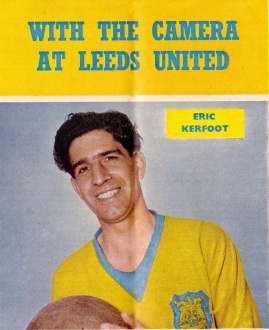 Eric Kerfoot, Leeds United 1958