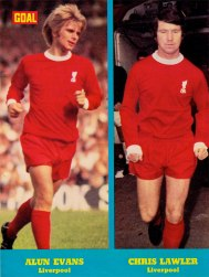 Evans & Lawler, Liverpool 1971