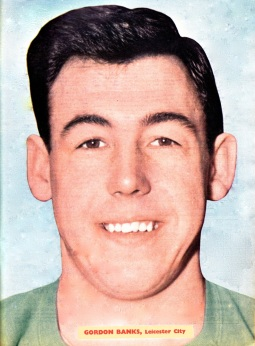 Gordon Banks, Leicester City 1961