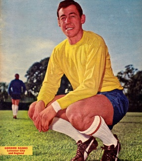 Gordon Banks, Leicester City 1964