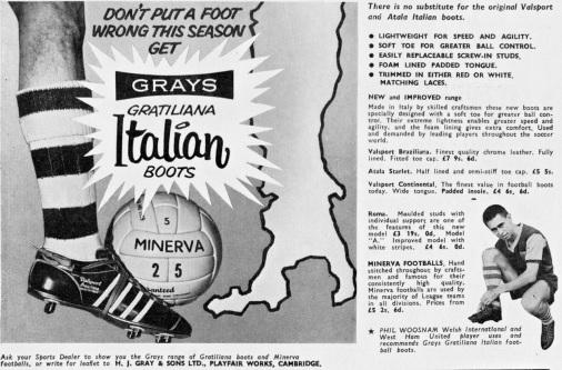 Gray Manfield 1961-2