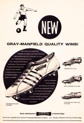 Gray Manfield 1963