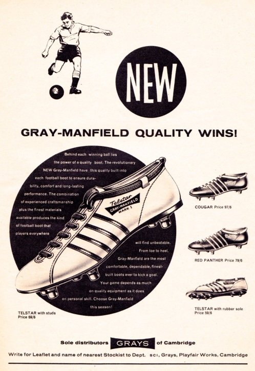 Gray Manfield 1963