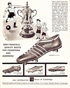Gray Manfield 1964