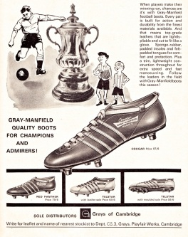 Gray Manfield 1964