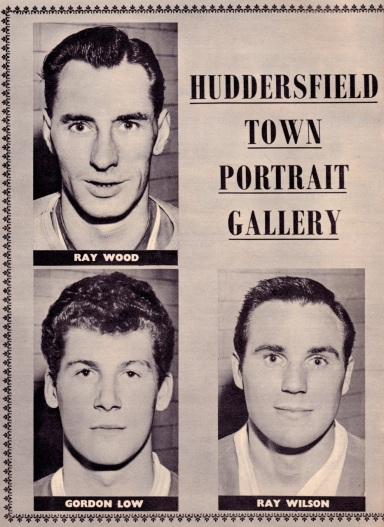 Huddersfield Town Gallery 1960
