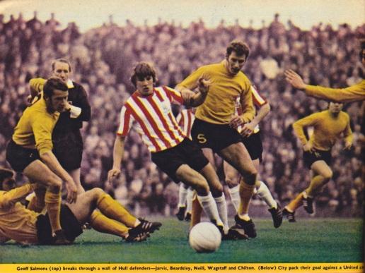 Hull City 1971