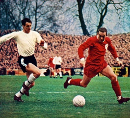 Iain St.John, Liverpool 1963