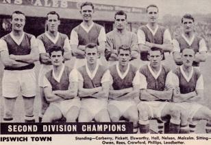 Ipswich Town 1961-2