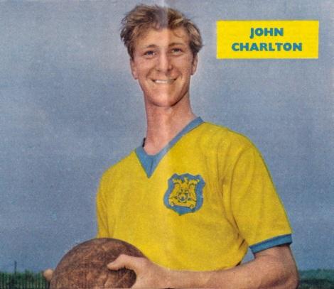 Jack Charlton, Leeds United 1958