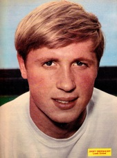 Jimmy Greenhof, Leeds United 1967