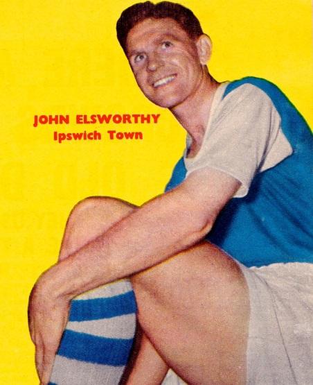 John Elsworthy, Ipswich Town 1959
