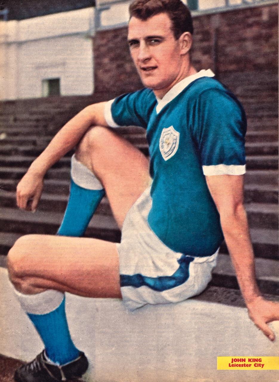 John King, Leicester City 1964