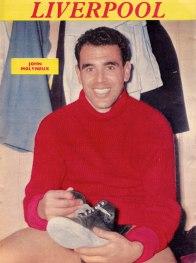 John Molyneux, Liverpool 1958