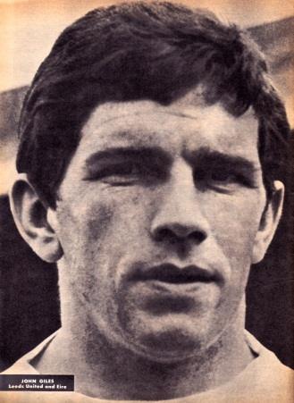 Johnny Giles, Leeds United 1964