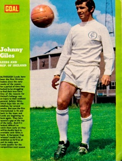 Johnny Giles, Leeds United 1971